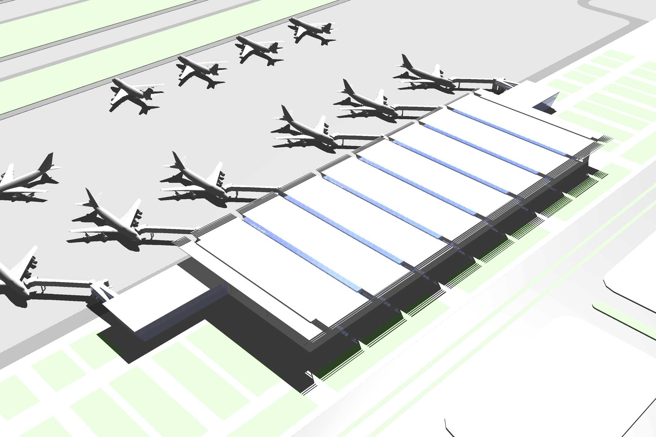 فرودگاه بین المللی کیش